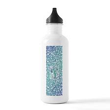 Letter V Fire N Ice Op Water Bottle
