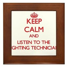 Keep Calm and Listen to the Lighting Technician Fr