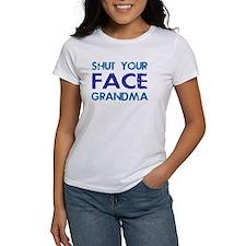 shut_your_face T-Shirt