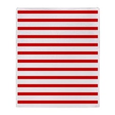 Stripes Throw Blanket