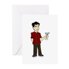 DIE!!! Greeting cards