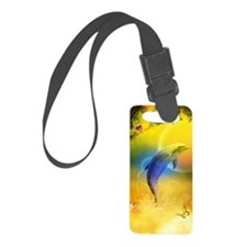 cd_iphone_3g_case Luggage Tag