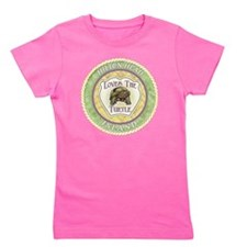 Hilton Head Turtle Girl's Tee