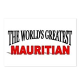"""The World's Greatest Mauritian"" Postcards (Packag"