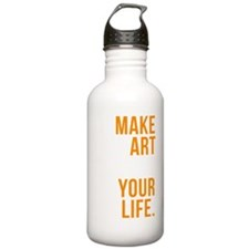 Smart quote Water Bottle