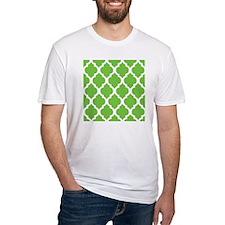 Pretty green geometric pillow desig Shirt