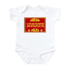 Unique Preteen Infant Bodysuit