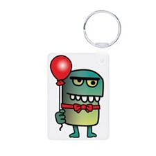 Creature with Balloon | Sh Keychains