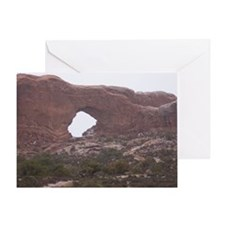 Arches National Park - Moab Utah Greeting Card