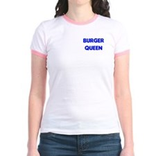 Burger Queen Staff T-shirt