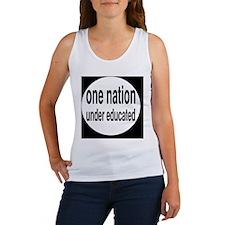 educatedbutton Women's Tank Top