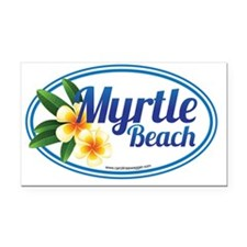 Myrtle Beach South Carolina Rectangle Car Magnet