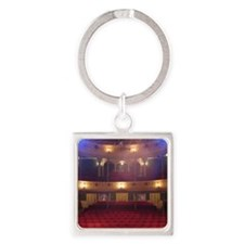 View from the Stage Square Keychain
