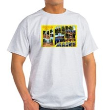Bar Harbor Maine (Front) T-Shirt