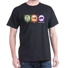 Eat Sleep Farm Equipment T-Shirt