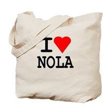 "I ""heart"" NOLA Tote Bag"