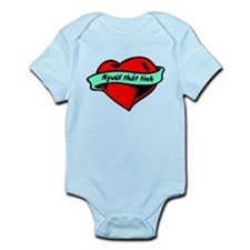 Heartbreaker (Vietnamese) Infant Bodysuit