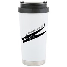 Friday5k.com Logo Travel Mug