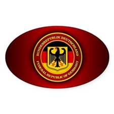 German Emblem Decal