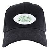 """Golfing Diva"" [green] Baseball Hat"