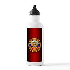Russia COA (iphone 5) Sports Water Bottle