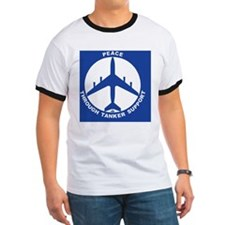 KC-135E - Peace Through Tanker Support T