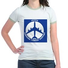 KC-135R - Peace Through Tanker  T