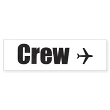 bigcrew 001.jpg Bumper Bumper Sticker