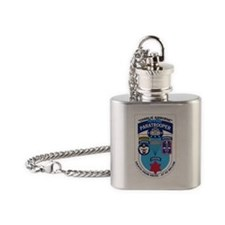 Charlie Airborne Flask Necklace