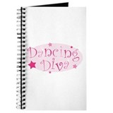 Dancing Diva [pink] Journal