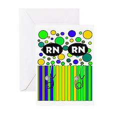 Registered Nurse Greeting Card
