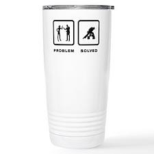 Karate-10-A Travel Mug