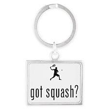 Squash-02-A Landscape Keychain