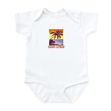 Grand Cayman Infant Bodysuit