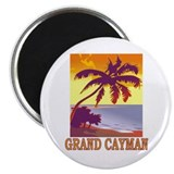 "Grand Cayman 2.25"" Magnet (10 pack)"