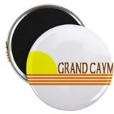 "Grand Cayman 2.25"" Magnet (100 pack)"