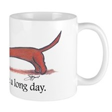 Long Day Dachshund Mug