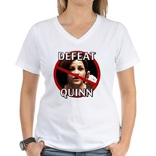 Defeat Christine Quinn Shirt