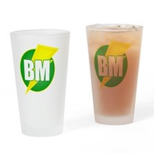 Best Man Drinking Glass