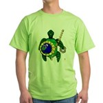 Eco-Warrior Green T-Shirt