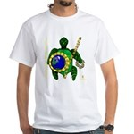 Eco-Warrior White T-Shirt