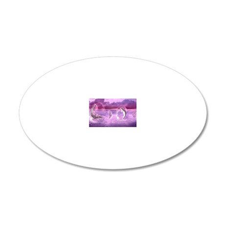 dod_Business Card Case 20x12 Oval Wall Decal