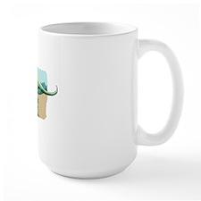 Parasaurolophus Mug