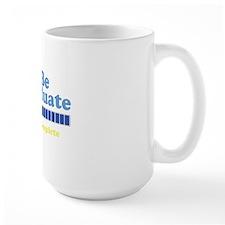 Graduate Dark Mug