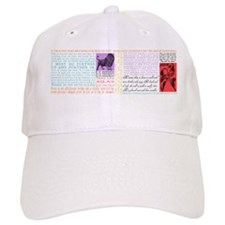 C.S. Lewis Quotes Baseball Cap
