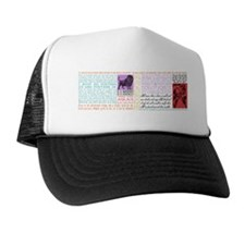 C.S. Lewis Quotes Trucker Hat