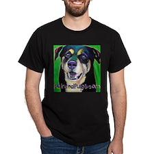 Bo-Dog Painted Pups T-Shirt