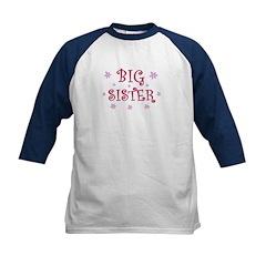 """""""Big Sister"""" Kids Baseball Jersey"""