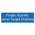 Kindness Bumper Sticker
