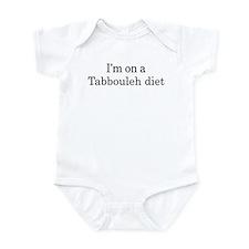 Tabbouleh diet Infant Bodysuit